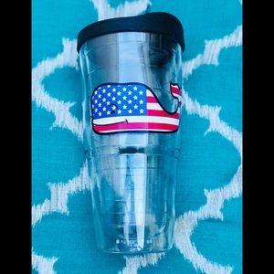 24 oz tervis cup with lid (Vineyard Vines) Target